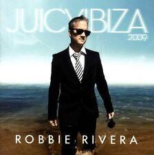 Juicy Ibiza (Robbie Rivera) (NEW 2CD) Deadmau5 Joachim Garraud Cor Fijneman Dero