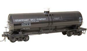 Kadee HO #9019 ~ Sturtevant Mill Co. SMCX 11,000 Gal Tank Car ~ New !