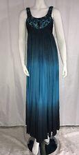 Jovani Evening Dress Beaded 0 XS Blue Rhinestone sequin