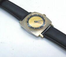 Vintage CUSTOM TIME Stylistic Dial Wrist Watch