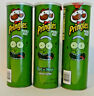 Pringles Chips Rick and Morty Pickle Rick Special Edition 5.5 oz, Set Of 3