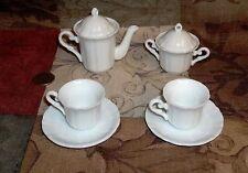 Vintage Mini China Tea Cup Set for 2 Children's Child's