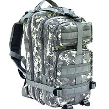 Camping Backpack Day Pack Bug Out Bag Survival Tactical Military Emergency 30L