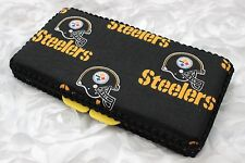 Pittsburgh Steelers Travel Baby Wipes Case