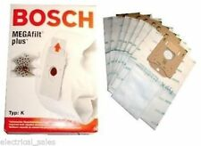 Bosch Sacchetti per aspirapolvere e robot