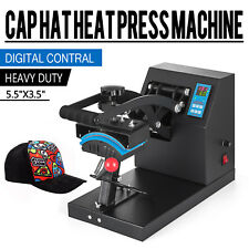 Hat Cap Baseball Heat Press Machine Digital Printer Transfer Sublimation