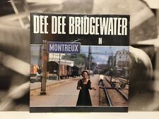DEE DEE BRIDGEWATER - IN MONTREUX LP NEW SEALED 1990 ITA GALA REC. GLLP 91039