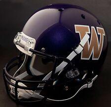 WASHINGTON HUSKIES 1996-1998 Schutt AiR XP Gameday REPLICA Football Helmet