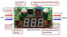 LM2596 DC--DC Buck Step Down ConvertisseurVoltage Regulator +copper cylinder