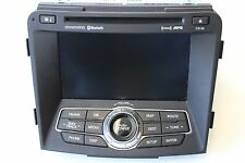 2W 2011 HYUNDAI SONATA FACTORY AM/FM CD (MP3) XM RADIO NAVIGATION # 96560-3Q001