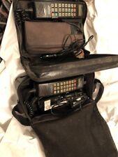Vintage 90's Motorola Cellular Portable Bag Phones ( Non Working) Good For Parts