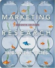 Marketing Research with SPSS by McDaniel, Carl