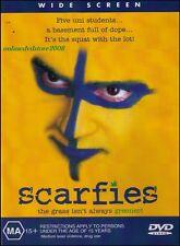 scarfies (Willa O'NEILL Neill REA) Marijuana Dope New Zealand Film DVD Region 4