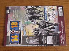 17$$ Revue 14/18 n°21 Messimy / Aout 1914 / Escadron de Gironde / Saint-Cyriens