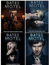 Bates Motel: The Complete Set Season 1 2 3 4 Seasons 1-4 (DVD,2016) BRAND NEW