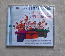 "CD AUDIO/ VARIOUS ""THE CHRISTMAS ALBUM - A TRIBUTE TO PHIL SPECTOR"" COMPILE NEUF"