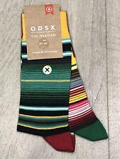 ODSX - Socks - Unisex - The Mexican - 41/46 - Sneaker - Multi Colour- Rainbow