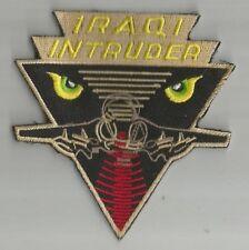 ARMEE avion aviation Iraqi Intruders écusson / patch 9X9 cm