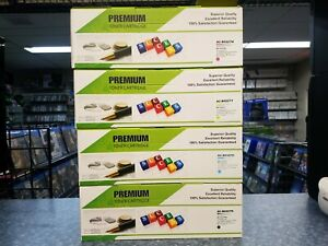 4 Premium Toner Cartridges Compatible with Brother