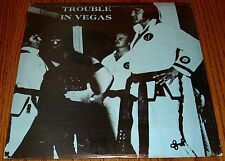 ELVIS PRESLEY TROUBLE IN VEGAS DOUBLE LP STILL FACTORY SEALED!