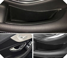 2016 2017 For Mercedes-Benz C-class 2-door Door Handle Storage Box Bin Holder