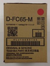 Toshiba DFC65M Magenta Developer 6LJ10690100 eStudio 5540C to 6570C