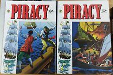 PIRACY - serie completa 2 volumi  - 001 edizioni