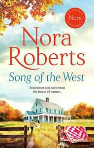 Nora Roberts - Song of the West  *NEW* + FREE P&P