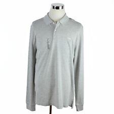 NEW Brooks Brothers Mens Polo XXL Slim Fit Grey Performance Supima 100% Cotton