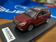1/43 Subaru Forester Die Cast Model Red