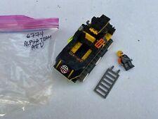 Lego 6774 Alpha Team Atv Very Incomplete