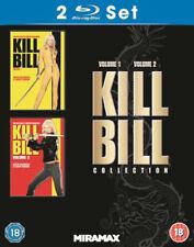 KILL BILL volume 1 / KILL BILL volume 2 Blu-ray Blu-ray NEUF (miropbd2299)
