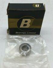 Bearings Limited Ssr1560zz Miniature Ball Bearing