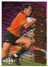 1996 Futera Rugby Union NO BARRIERS (NB9) Damian SMITH Sample Hobby