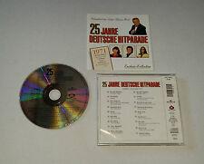 CD  25 Jahre Deutsche Hitparade - Ausgabe 1971  18.Tracks  1995  109