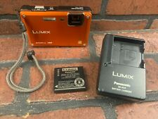 Panasonic LUMIX DMC-TS1 Digital Camera - 12MP, Shock & Waterproof, Charger,