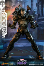 Hot Toys Future Fight The Punisher War Machine Armor Diecast 1/6 Figure In Stock