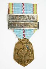 MEDAILLE 215 - MEDAILLE COMMEMORATIVE 1939 - 1945 - FRANCE - AFRIQUE