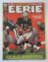 Eerie #79 Kelly Cover Corben Infantino Starlin Art 1976 Warren Horror Magazine