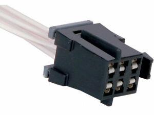 For 1995-1997 GMC Sonoma Instrument Panel Harness Connector AC Delco 68961RZ