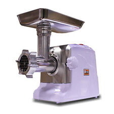 New MTN Power Metal Gear 3000W Electric Meat Grinder Sausage Stuffer Free Tubes