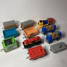 Lot of 11 Thomas the Train & Friends And Other Brands Cars Mixed Lot