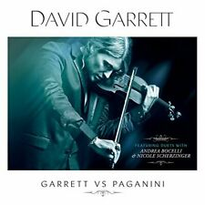 GARRETT,DAVID-GARRETT VS PAGANINI CD NEW