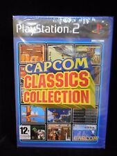 Capcom Classics Collection Volumen 1 nuevo y precintado para playstation 2