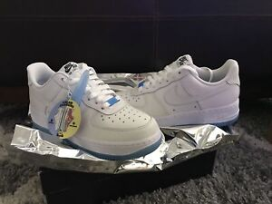 DS UV Color Changing Nike Air Force 1 '07 LX White Blue Purple TikTok 6.5-11.5W