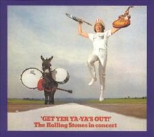 Get Yer Ya-Ya's Out! [Remaster] by The Rolling Stones CD ABKCO Records 2002 NEW