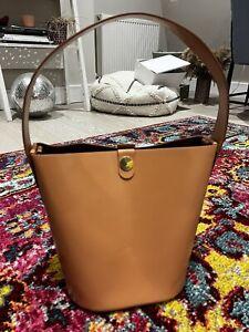Sophie Hulme Large Swing Bag Nude