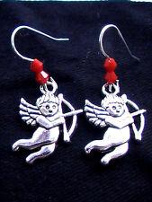 Cherub Earrings Valentine Love Angels VALENTINES DAY ARROW TWIN SOULS SOULMATES