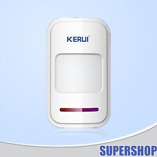 433MHz KERUI P819 Wireless Motion PIR Detector Sensor Lot For Home Alarm System