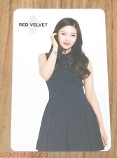 RED VELVET SMTOWN COEX Artium SUM OFFICIAL GOODS JOY LIMITED EDITION PHOTO CARD